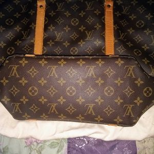 Louis Vuitton Bags - Sac Shopping tote w/ pochette